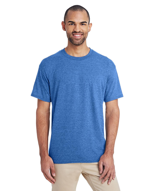 Gildan Adult 5.5 oz., 50/50 T-Shirt HTHR SPORT ROYAL