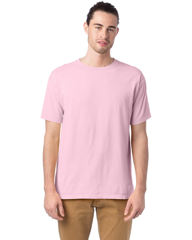 ComfortWash by Hanes Men's Garment-Dyed T-Shirt COTTON CANDY