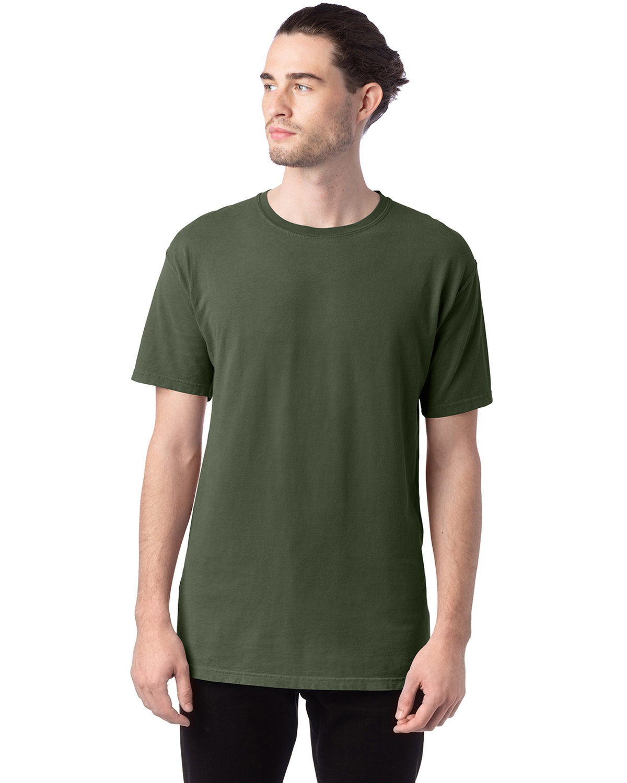 ComfortWash by Hanes Men's Garment-Dyed T-Shirt MOSS