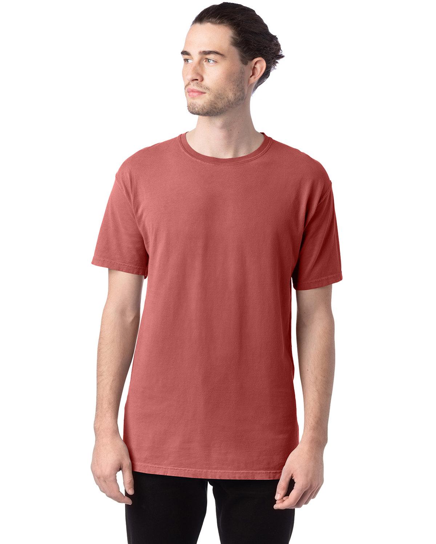 ComfortWash by Hanes Men's Garment-Dyed T-Shirt NANTUCKET RED