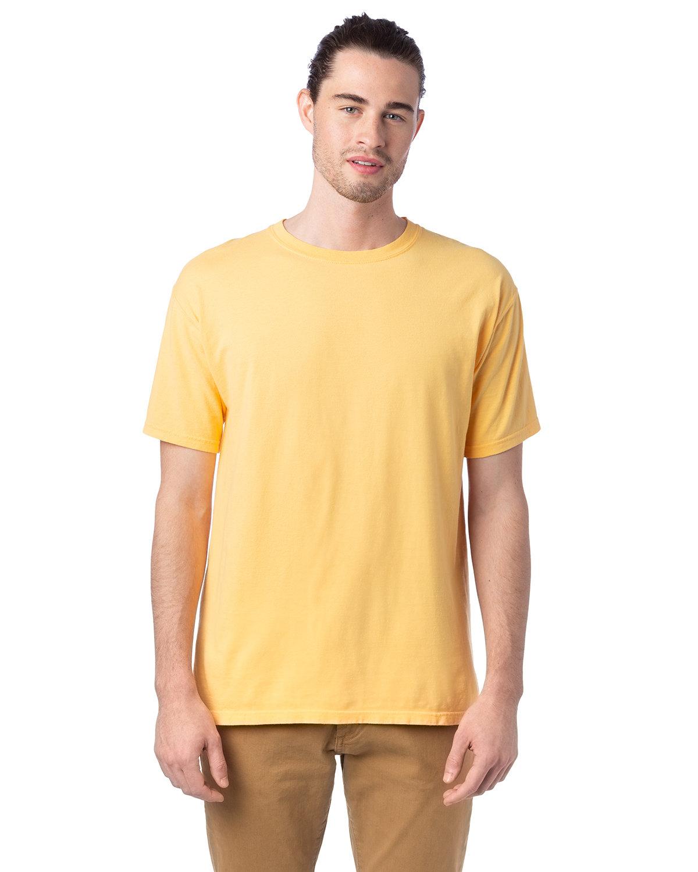 ComfortWash by Hanes Men's Garment-Dyed T-Shirt BUTTERSCOTCH