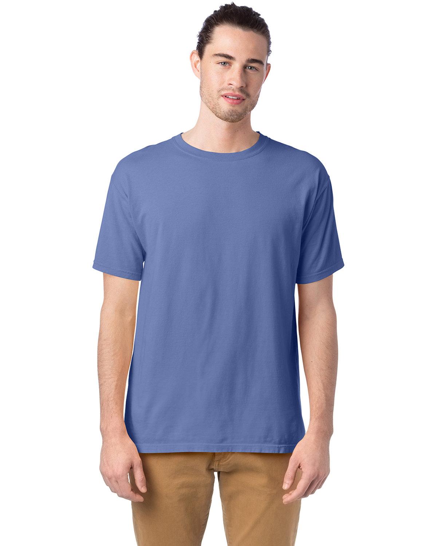 ComfortWash by Hanes Men's Garment-Dyed T-Shirt FRONTIER BLUE