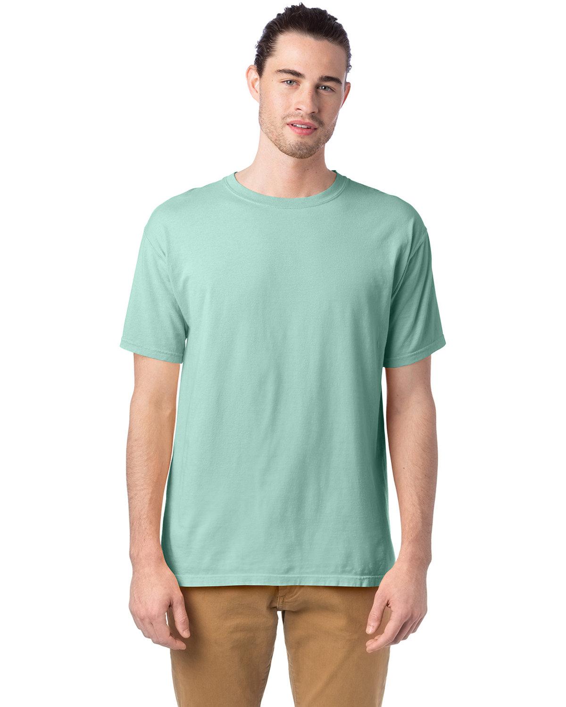 ComfortWash by Hanes Men's Garment-Dyed T-Shirt HONEYDEW