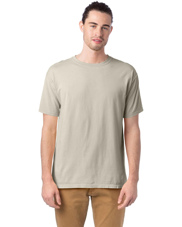 ComfortWash by Hanes Men's Garment-Dyed T-Shirt PARCHMENT