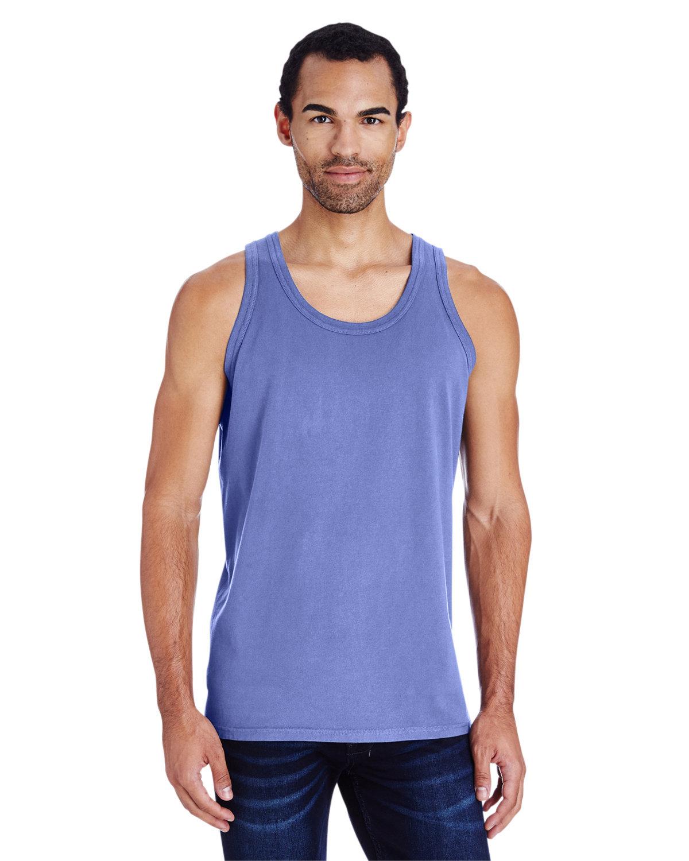 ComfortWash by Hanes Unisex Garment-Dyed Tank DEEP FORTE