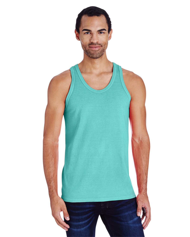 ComfortWash by Hanes Unisex Garment-Dyed Tank MINT