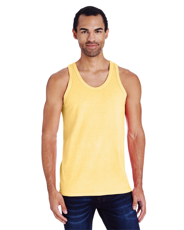 ComfortWash by Hanes Unisex Garment-Dyed Tank SUMMER SQUASH