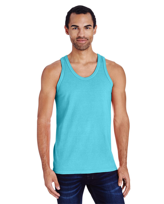 ComfortWash by Hanes Unisex Garment-Dyed Tank FRESHWATER
