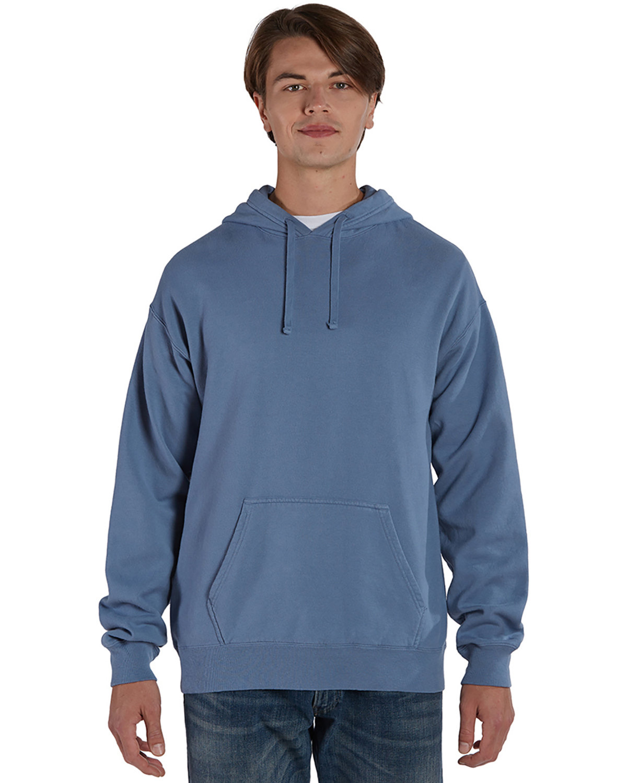 ComfortWash by Hanes Unisex Pullover Hooded Sweatshirt SALTWATER
