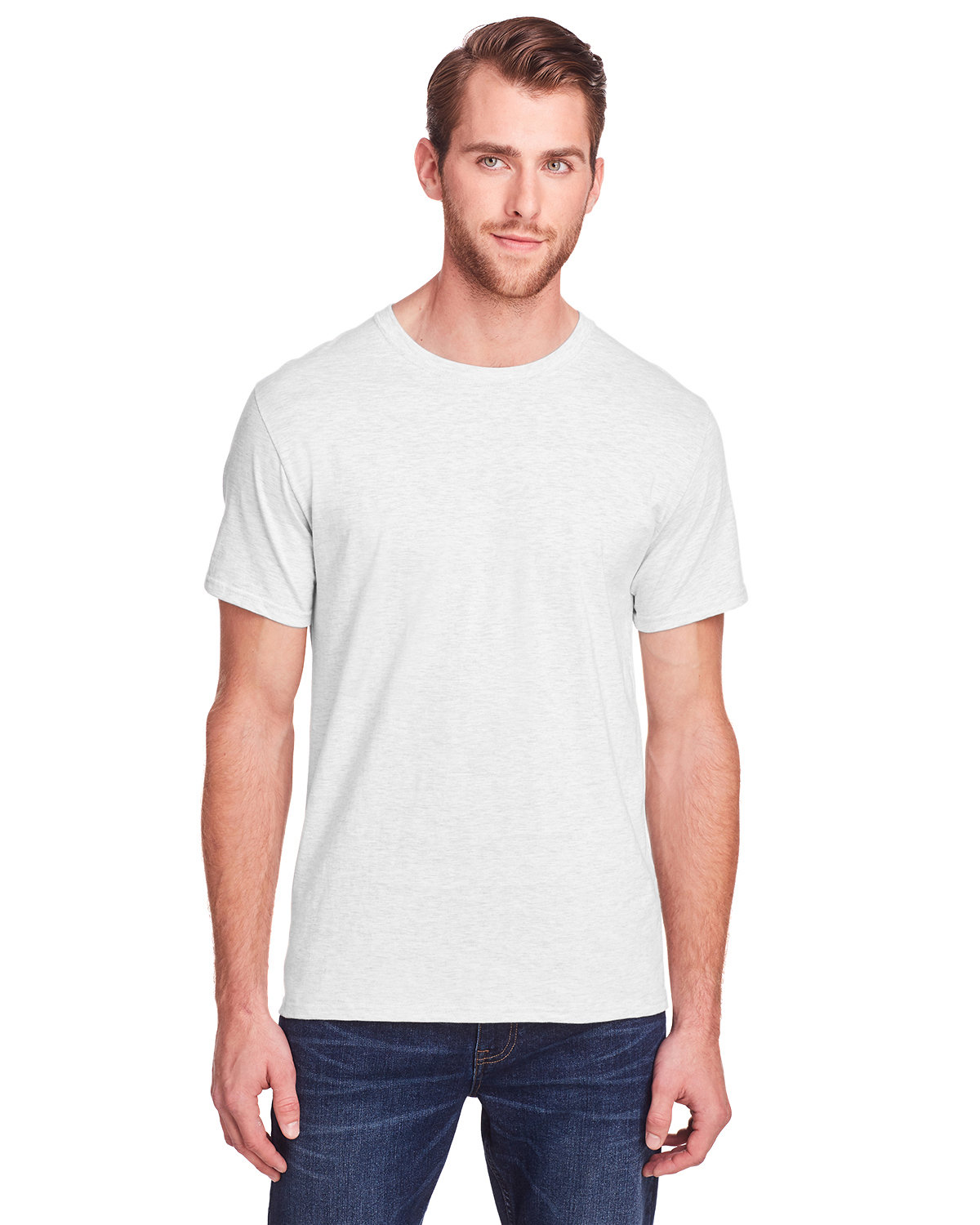Fruit of the Loom Adult ICONIC™ T-Shirt WHITE