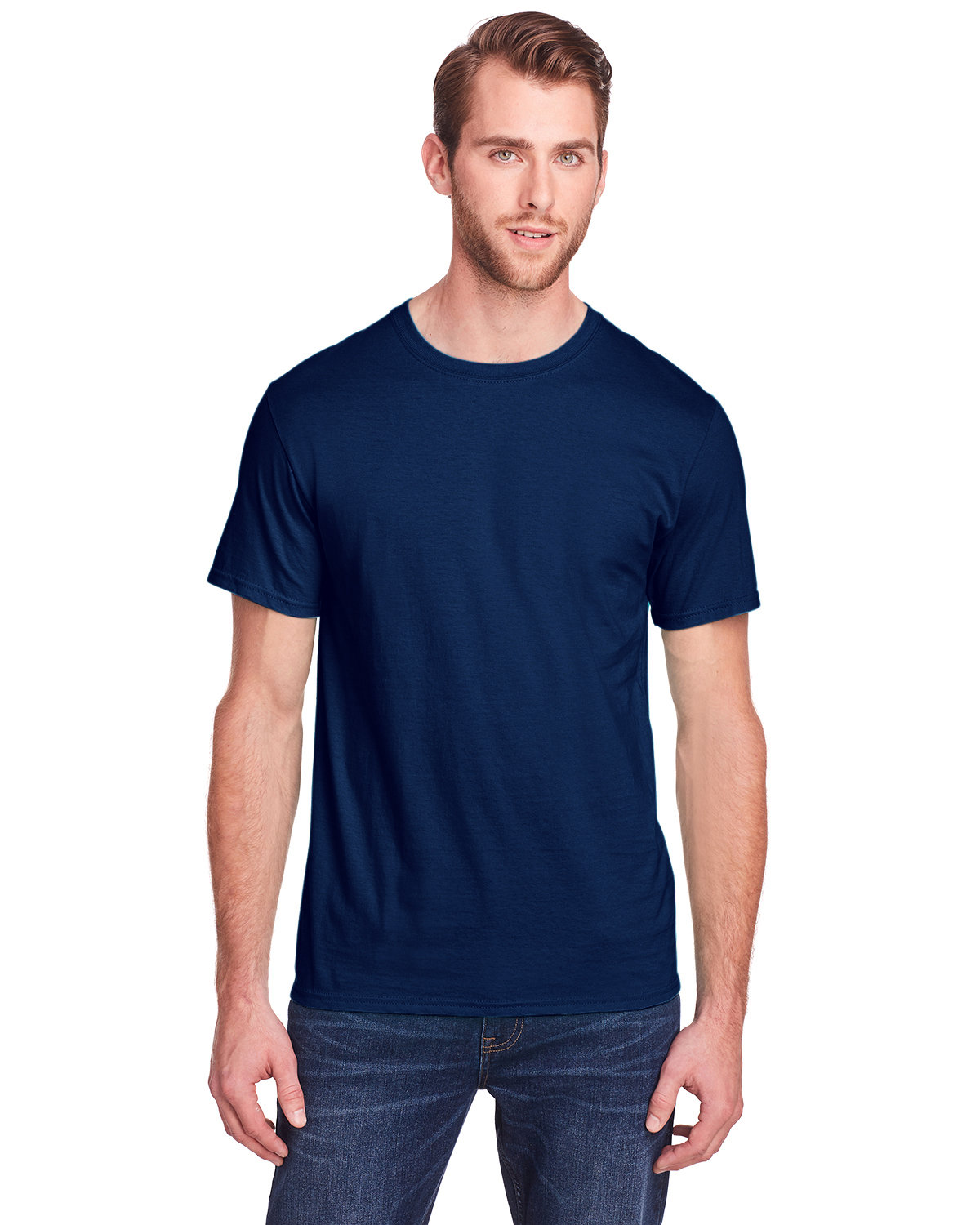 Fruit of the Loom Adult ICONIC™ T-Shirt J NAVY