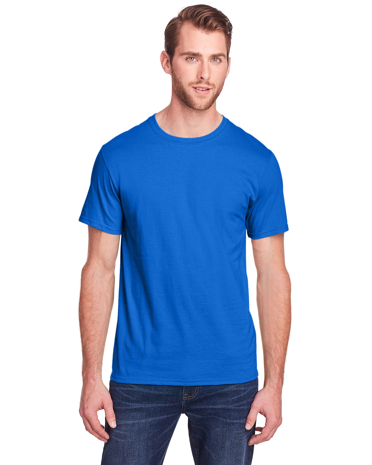 Fruit of the Loom Adult ICONIC™ T-Shirt ROYAL