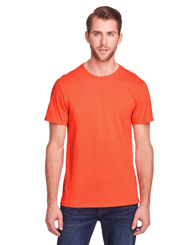 Fruit of the Loom Adult ICONIC™ T-Shirt BURNT ORANGE