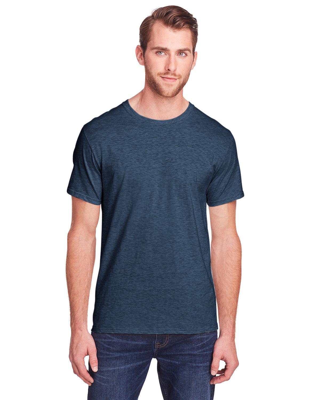 Fruit of the Loom Adult ICONIC™ T-Shirt INDIGO HEATHER