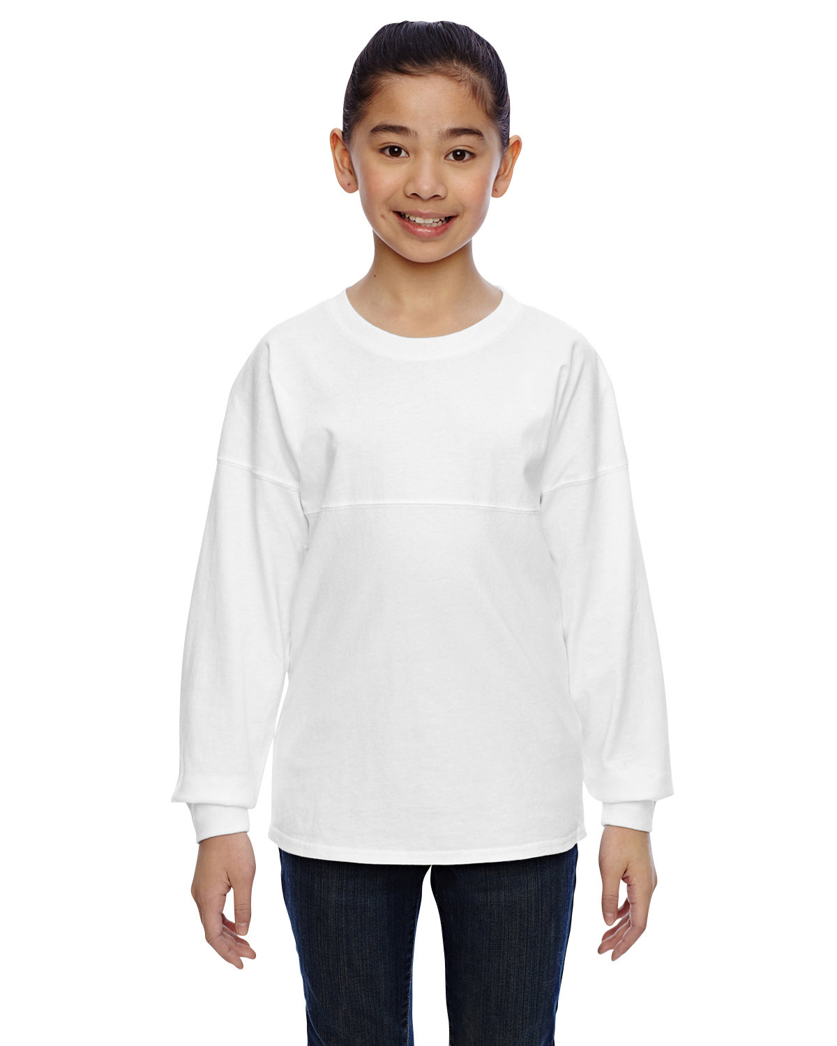 J America Youth Game Day Jersey WHITE