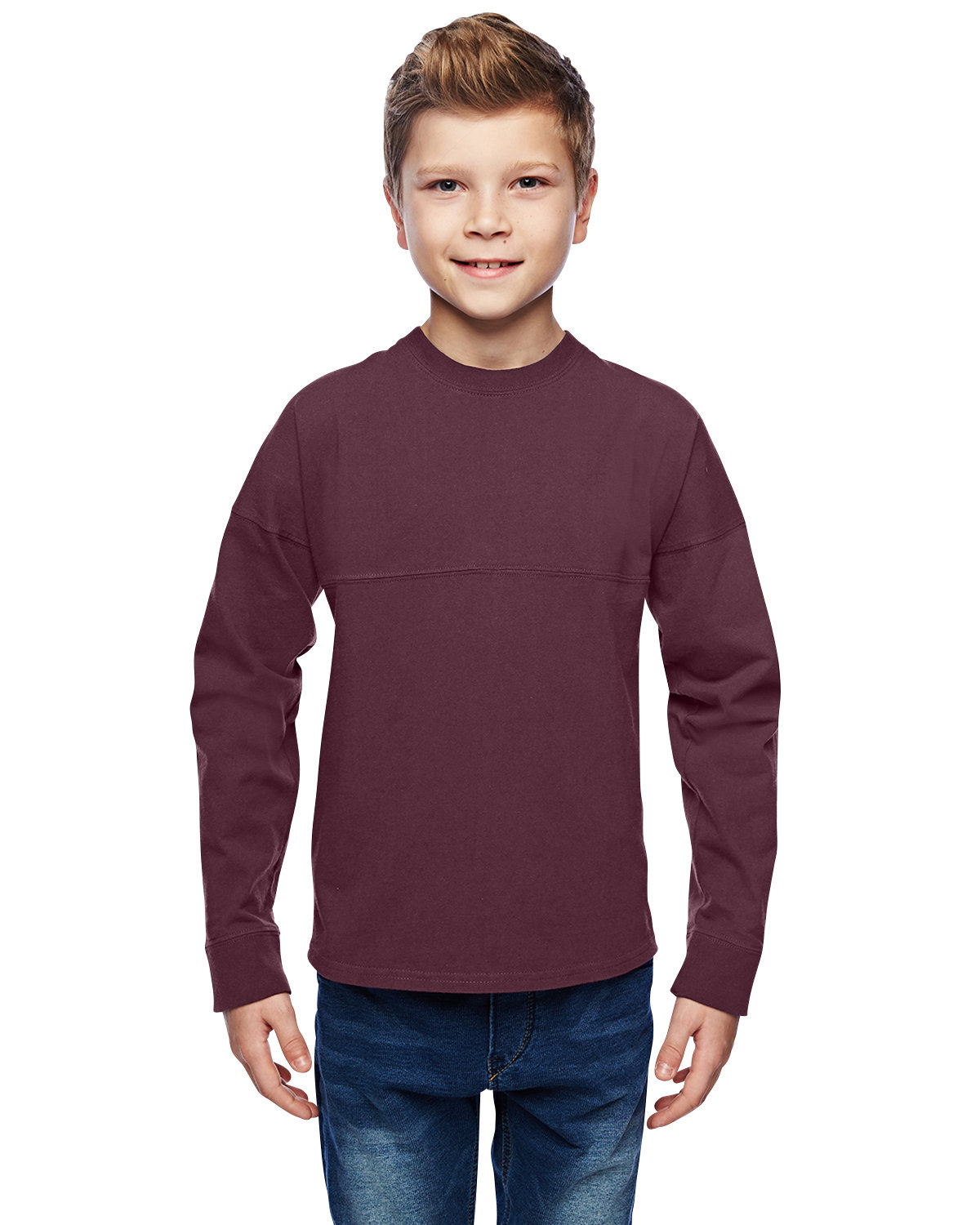 J America Youth Game Day Jersey MAROON