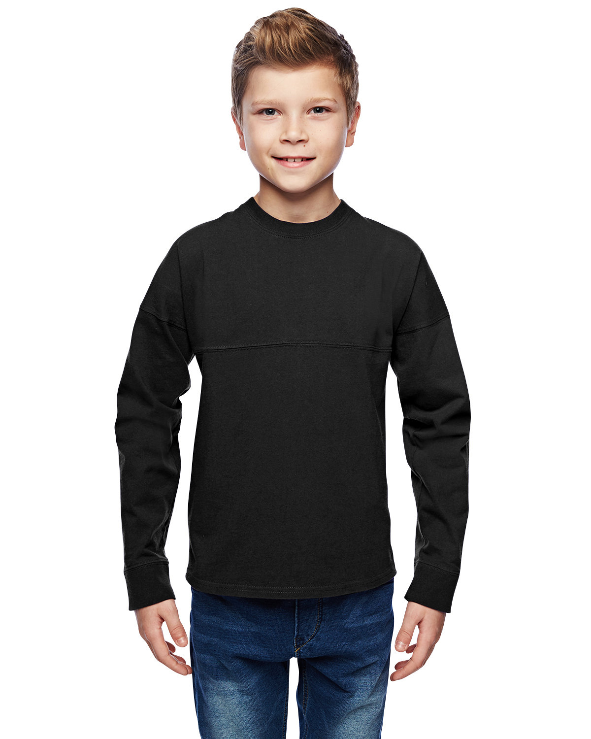 J America Youth Game Day Jersey BLACK