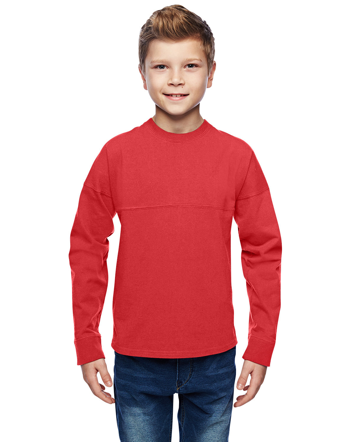 J America Youth Game Day Jersey RED
