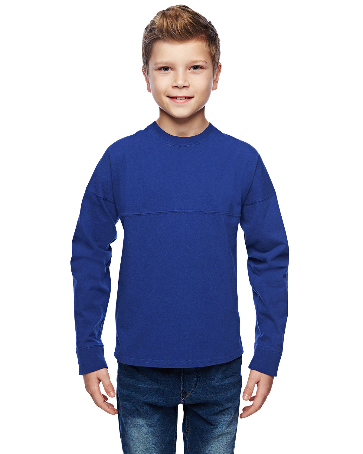 J America Youth Game Day Jersey ROYAL