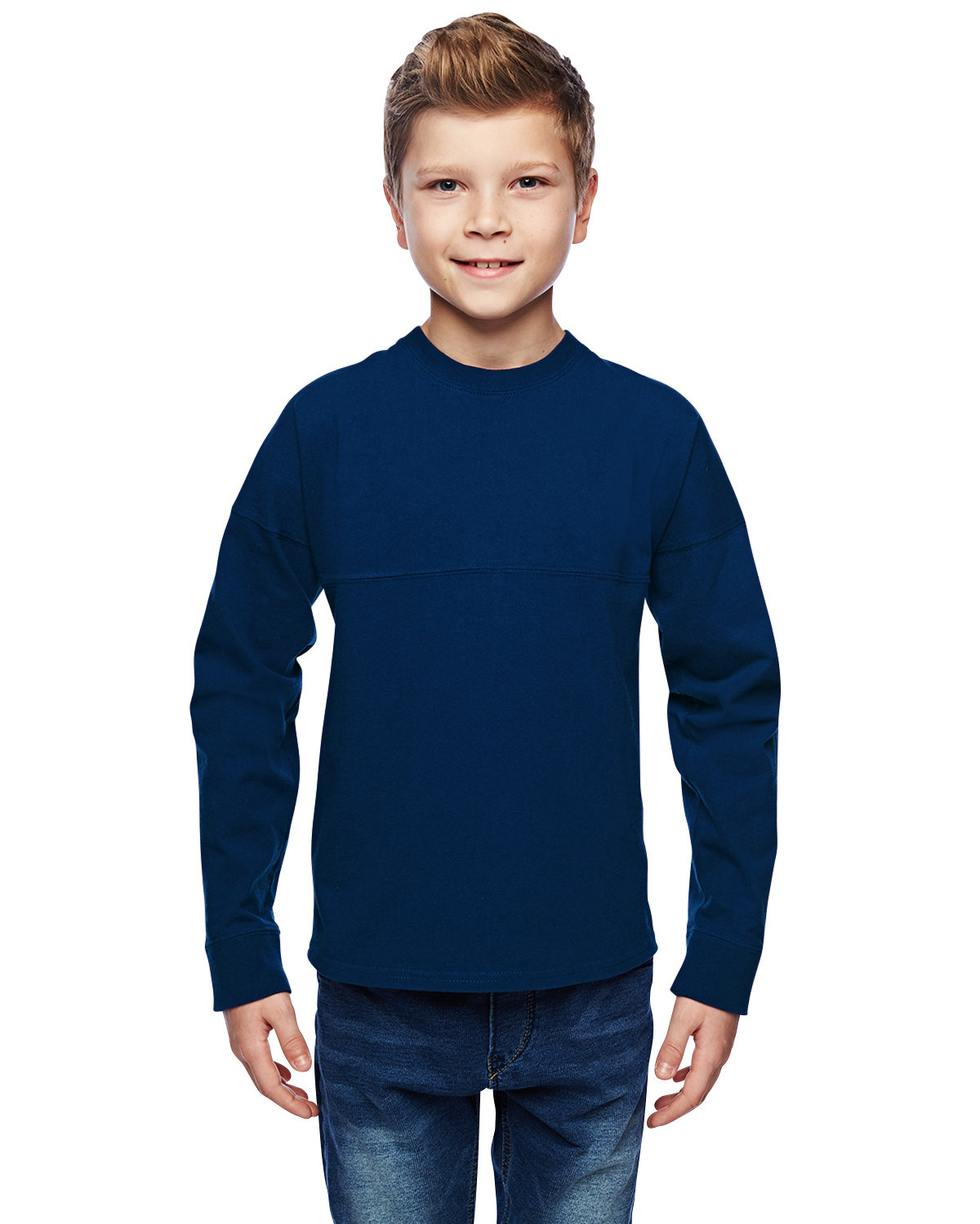 J America Youth Game Day Jersey NAVY