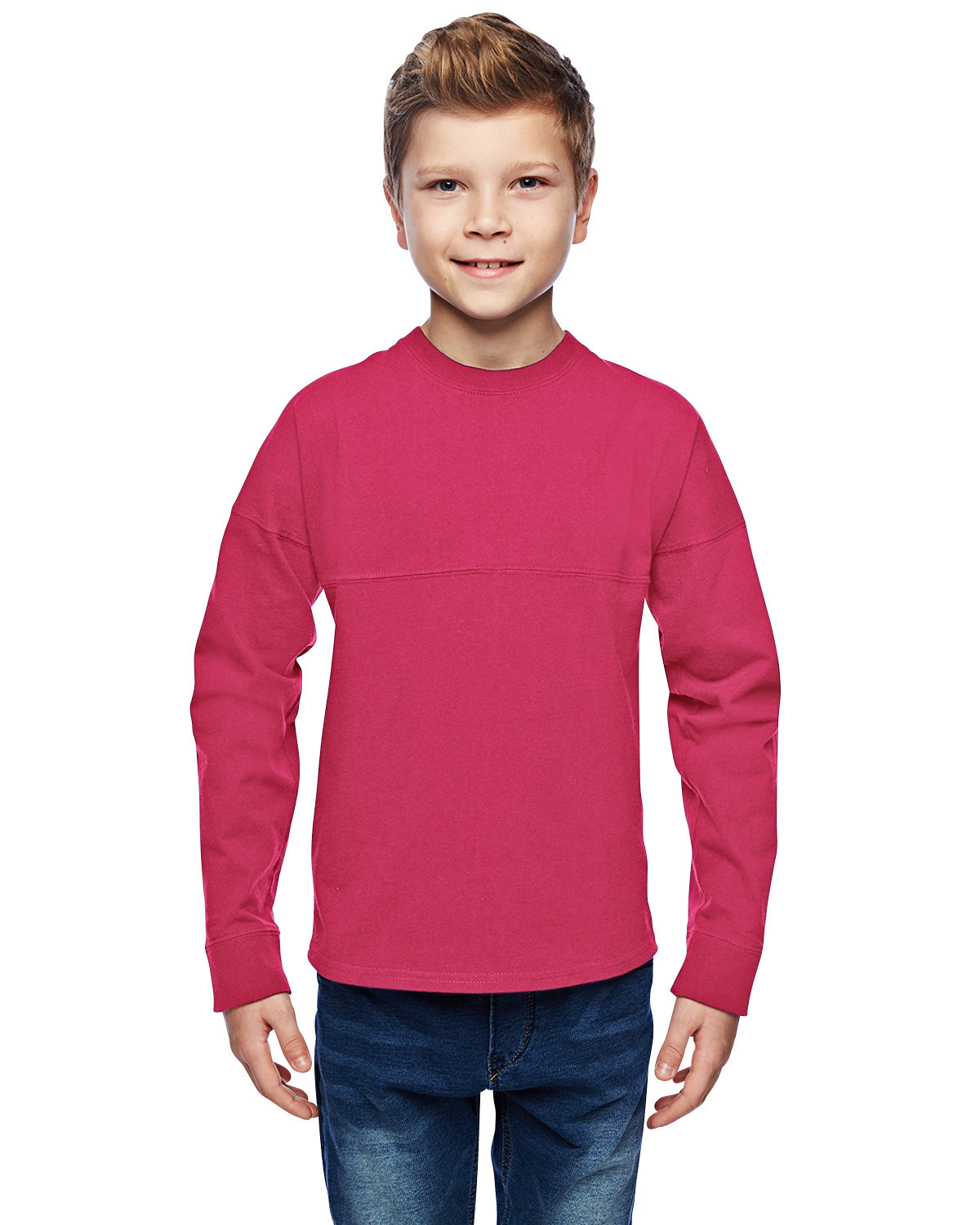 J America Youth Game Day Jersey WILDBERRY