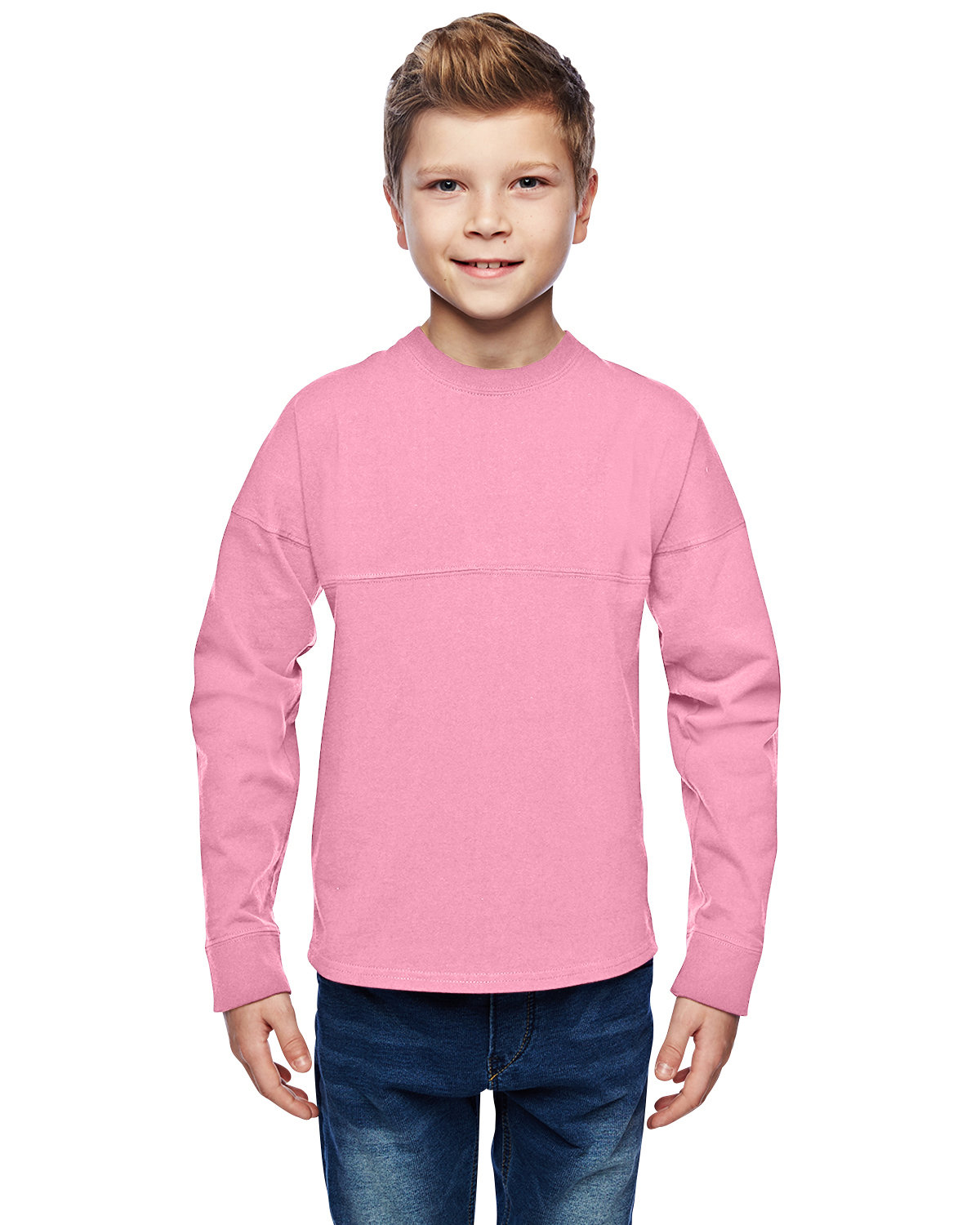 J America Youth Game Day Jersey PINK