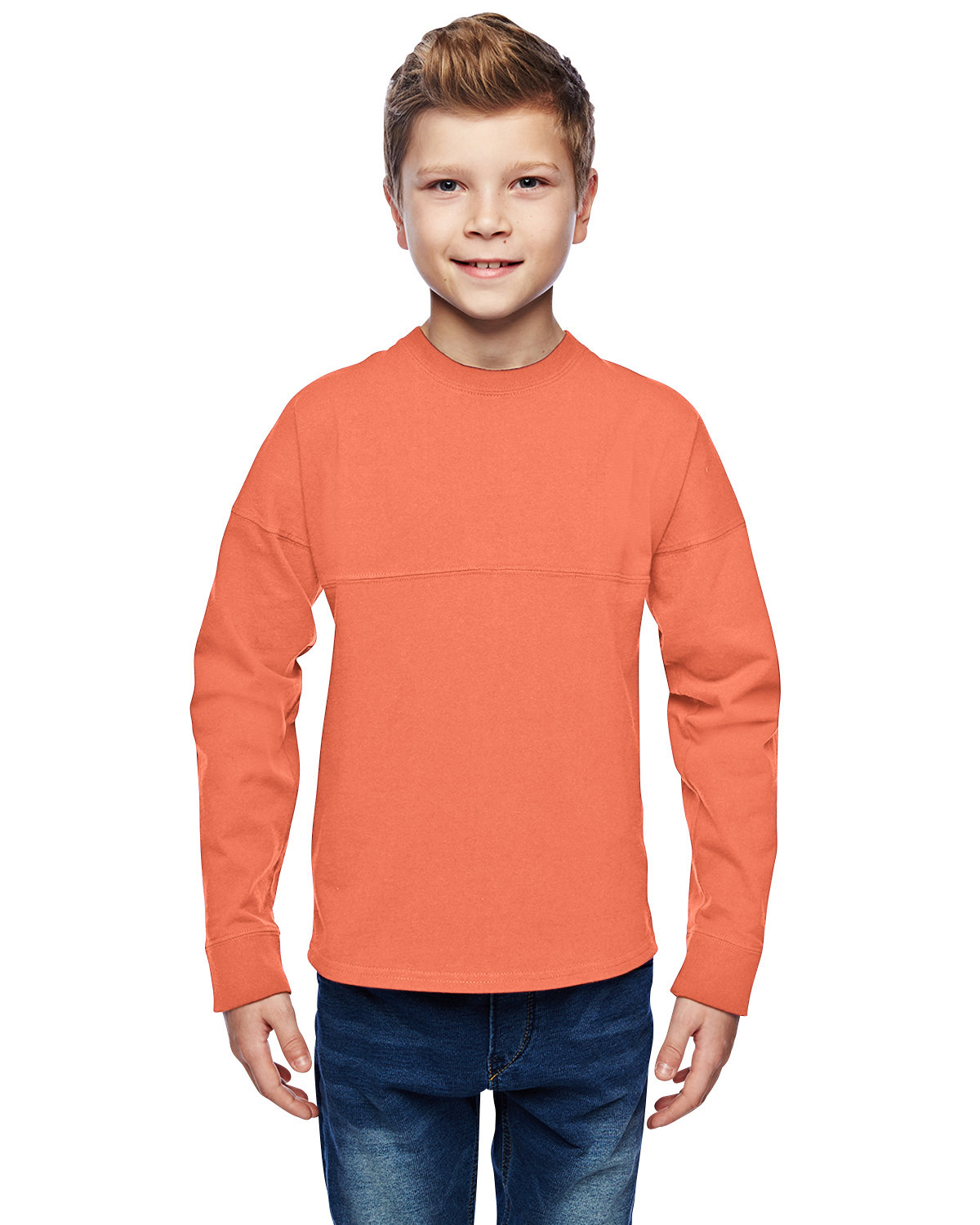 J America Youth Game Day Jersey CORAL