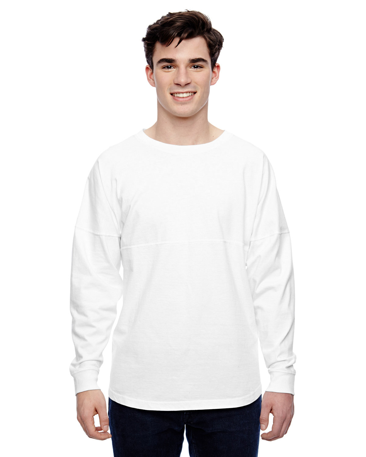 J America Adult Game Day Jersey WHITE