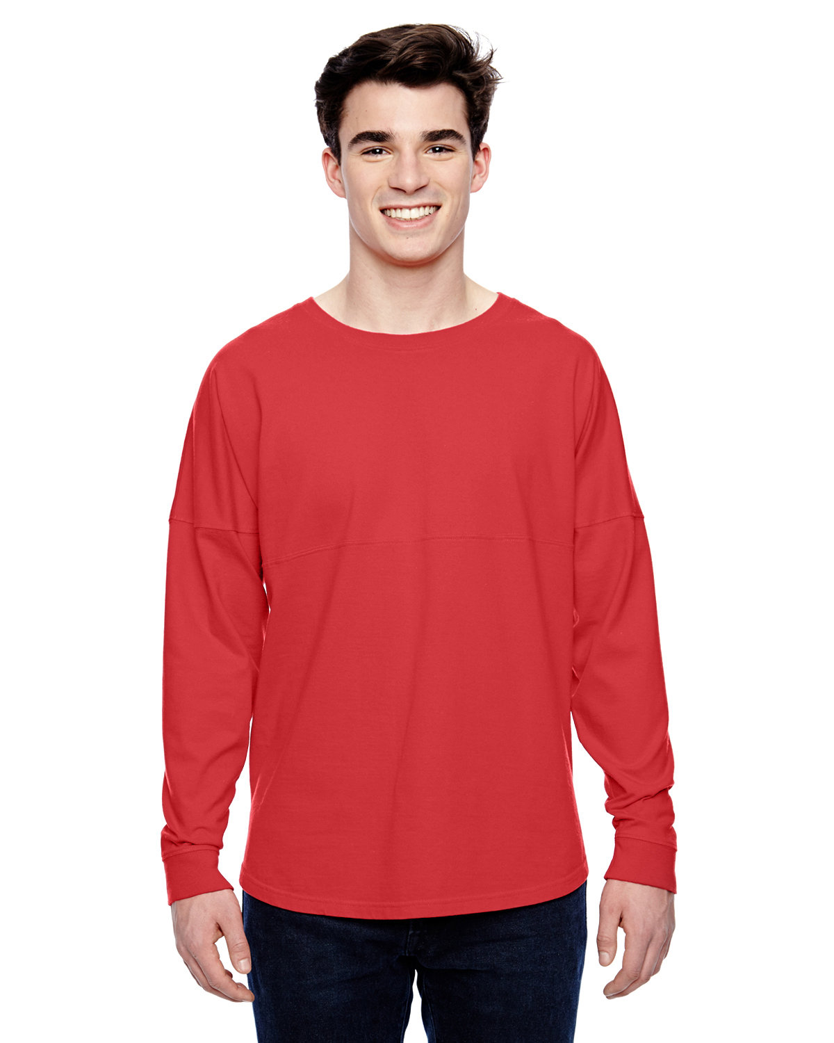 J America Adult Game Day Jersey RED