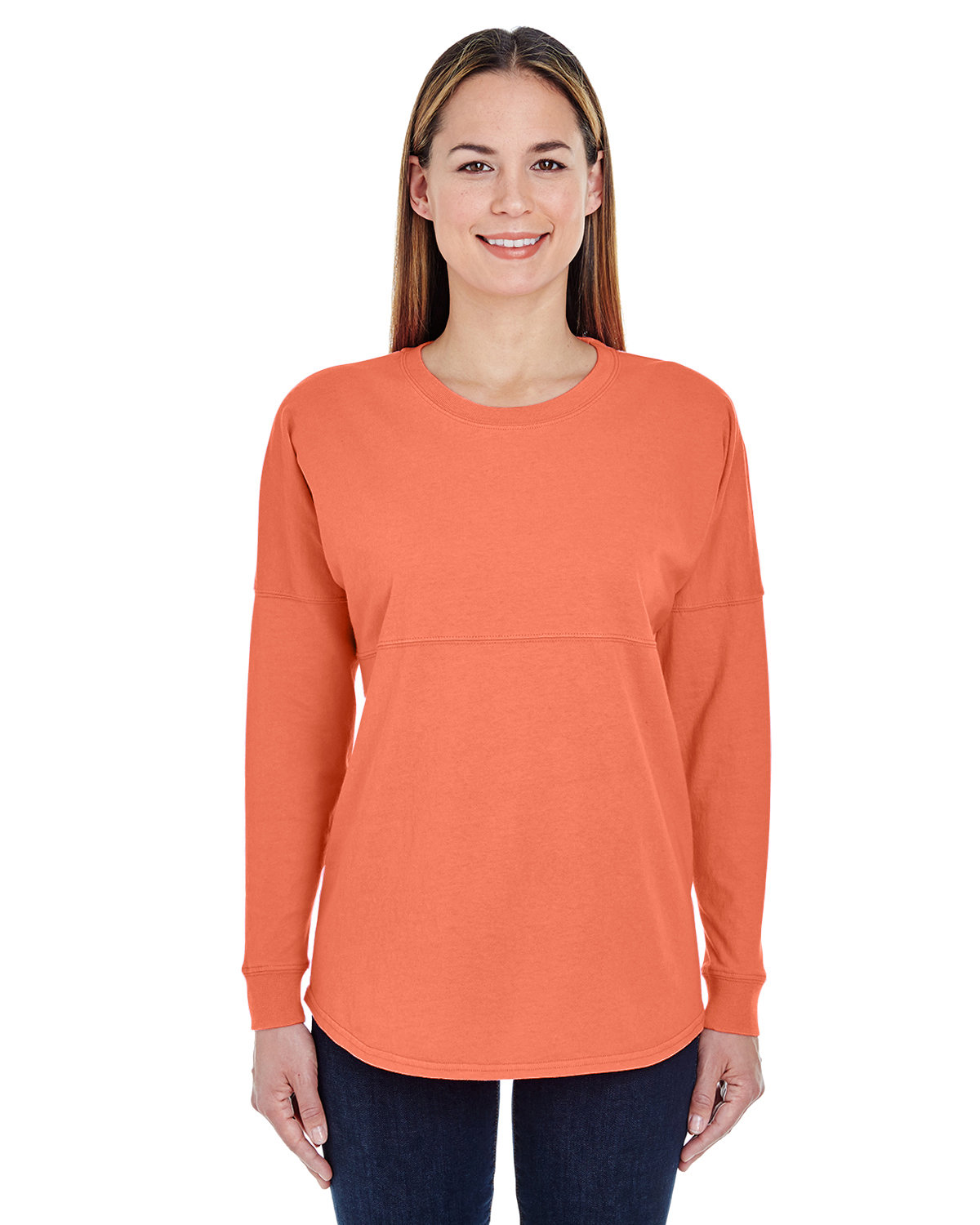 J America Adult Game Day Jersey CORAL