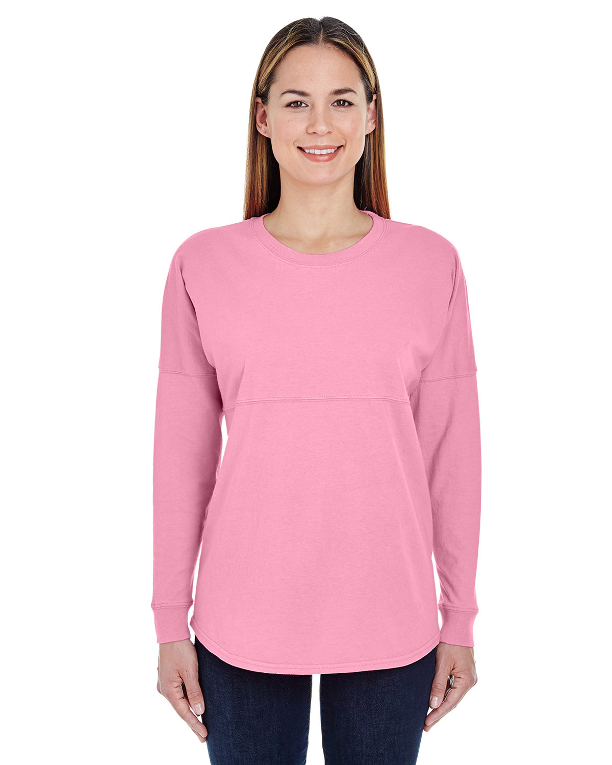 J America Adult Game Day Jersey PINK