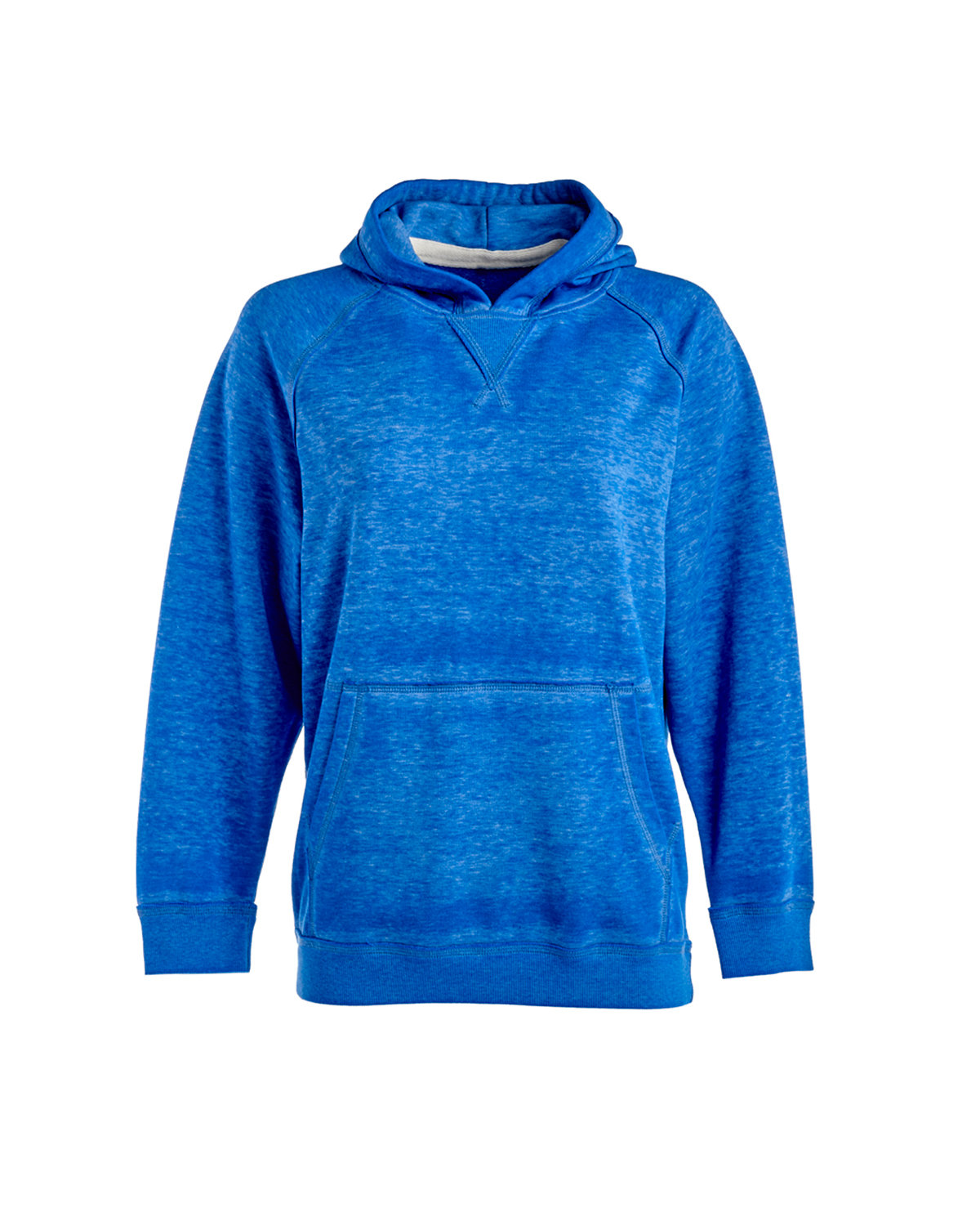 J America Youth Zen Pullover Hooded Sweatshirt TWISTED ROYAL