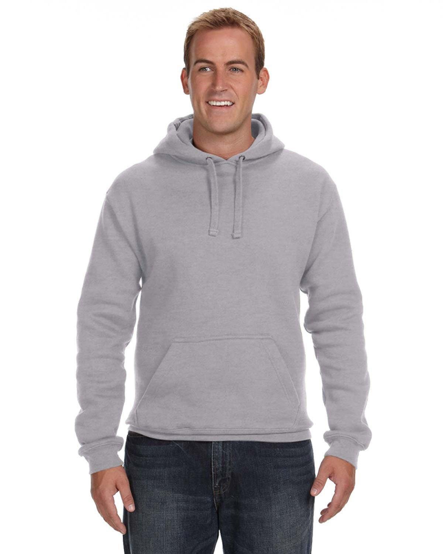 J America Adult Premium Fleece Pullover Hooded Sweatshirt OXFORD