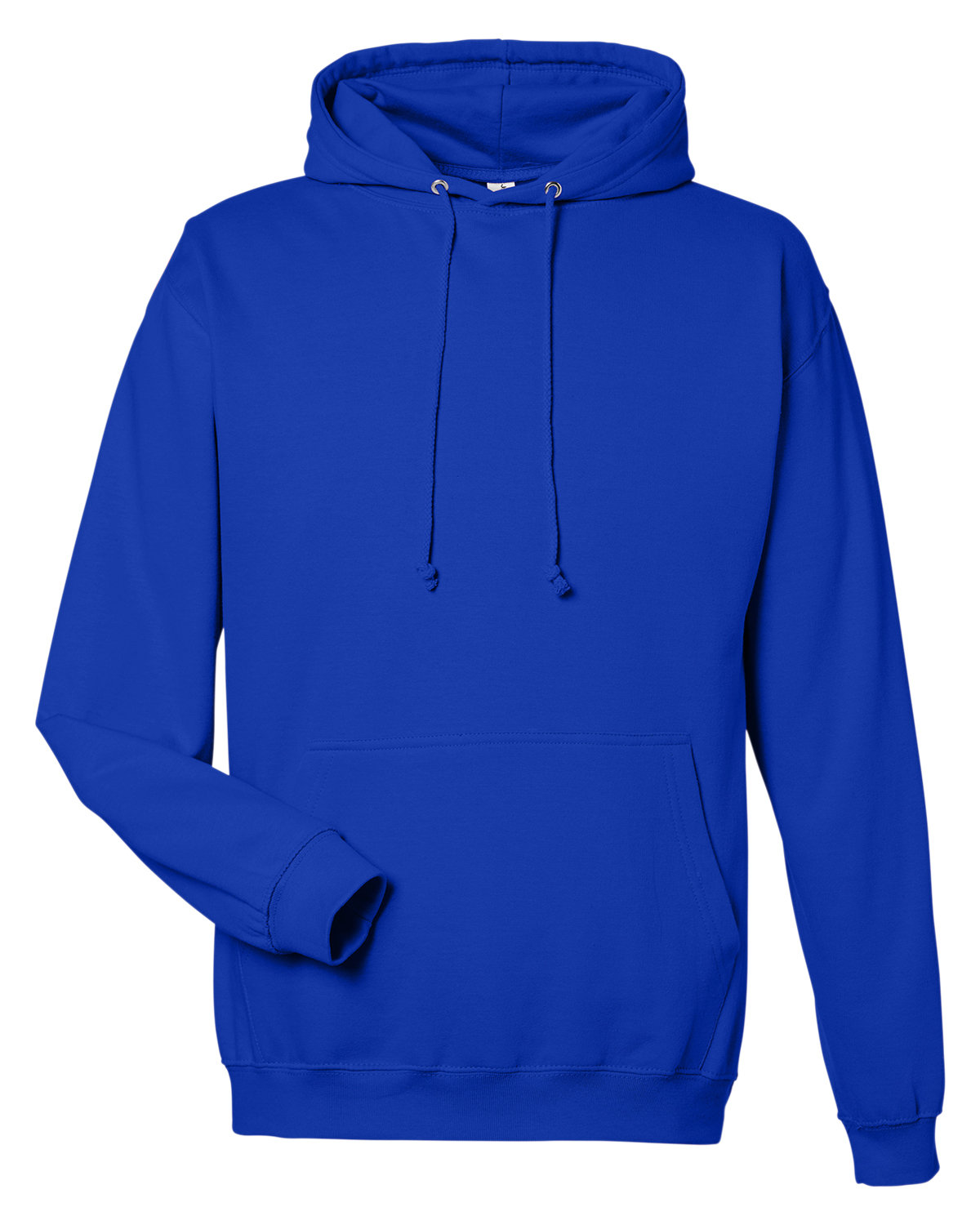 Just Hoods By AWDis Men's 80/20 Midweight College Hooded Sweatshirt ROYAL BLUE