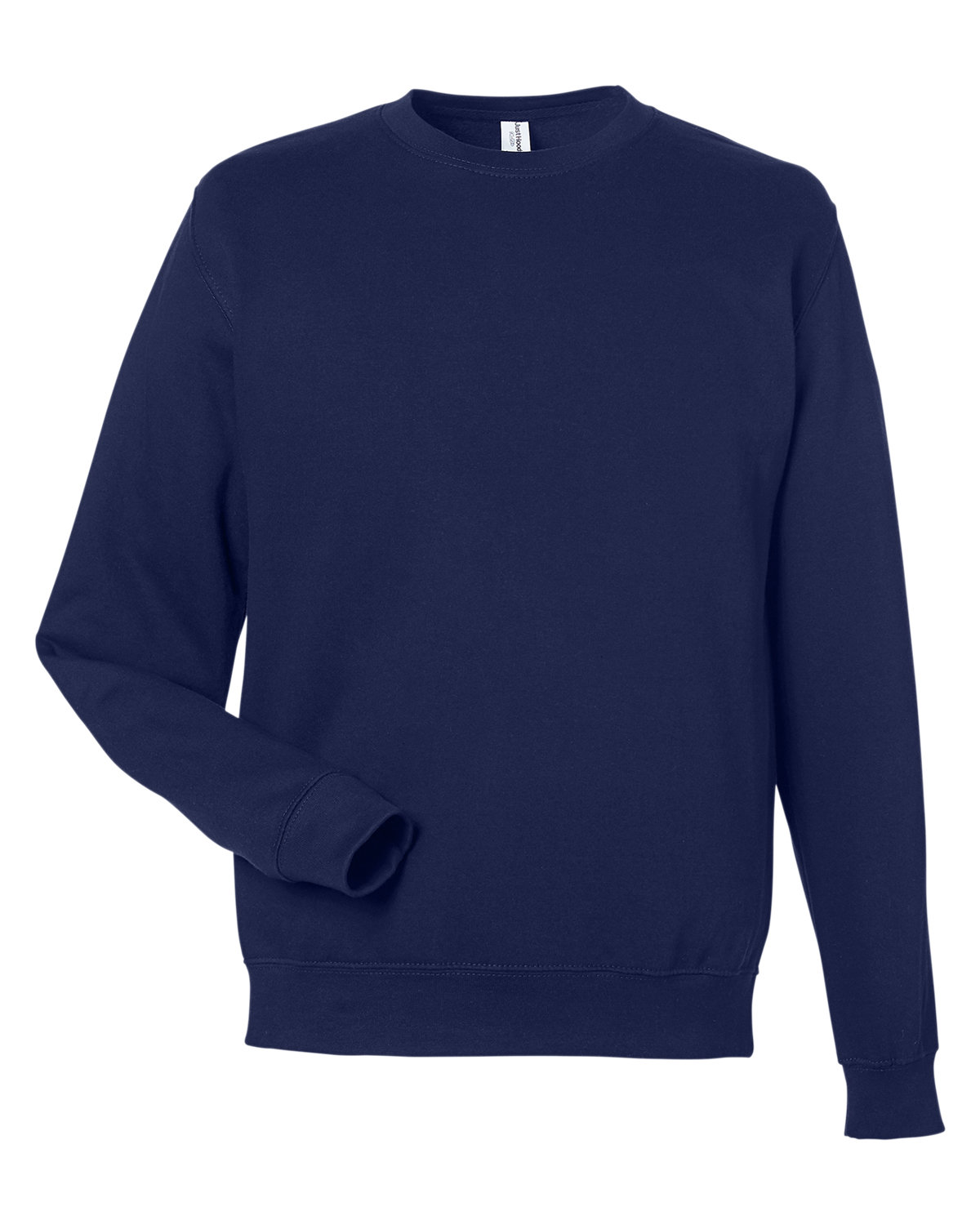 Just Hoods By AWDis Adult 80/20 Midweight College Crewneck Sweatshirt OXFORD NAVY
