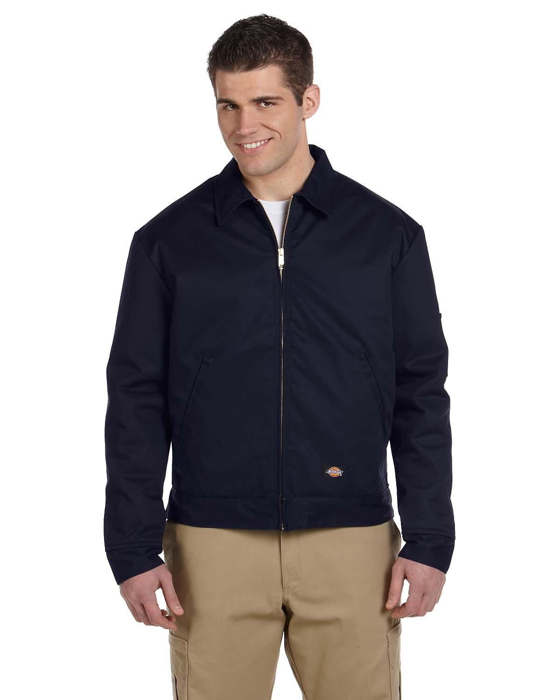 Dickies Men's Lined Eisenhower Jacket DARK NAVY