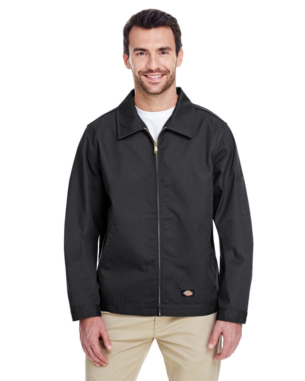 Dickies Men's Unlined Eisenhower Jacket BLACK