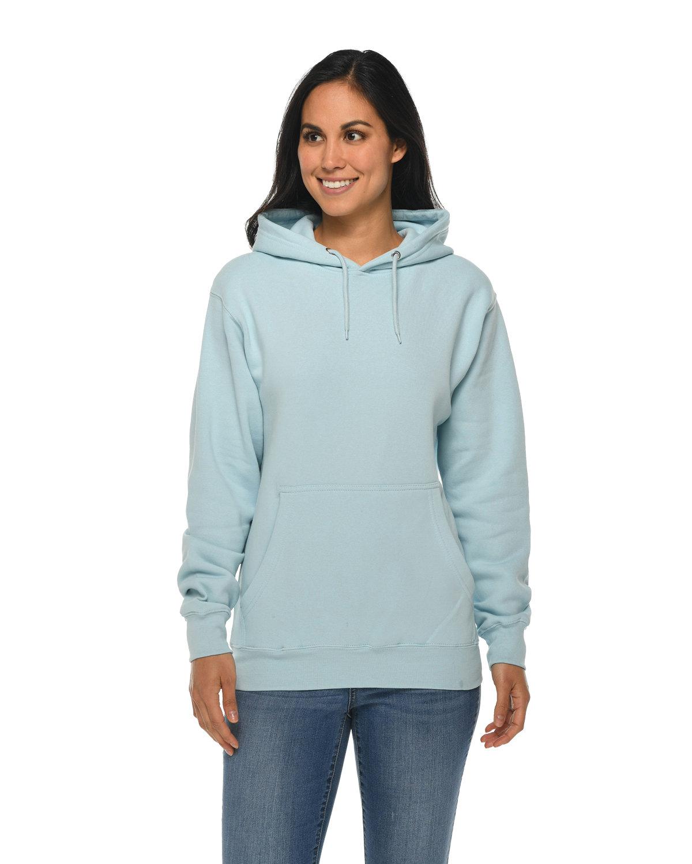 Lane Seven Unisex Premium Pullover Hooded Sweatshirt BLUE MIST