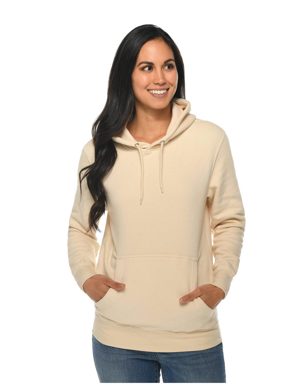 Lane Seven Unisex Premium Pullover Hooded Sweatshirt SANDSHELL