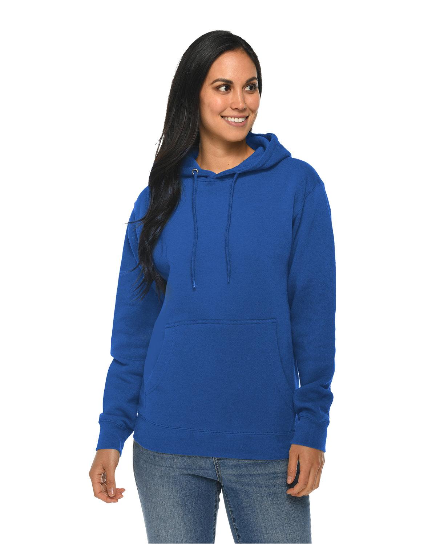 Lane Seven Unisex Premium Pullover Hooded Sweatshirt ROYAL