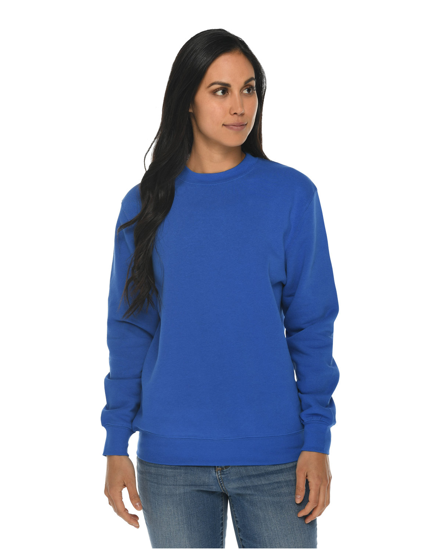 Lane Seven Unisex Premium Crewneck Sweatshirt ROYAL