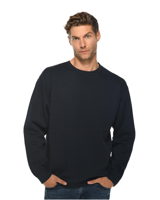 Lane Seven Unisex Premium Crewneck Sweatshirt NAVY