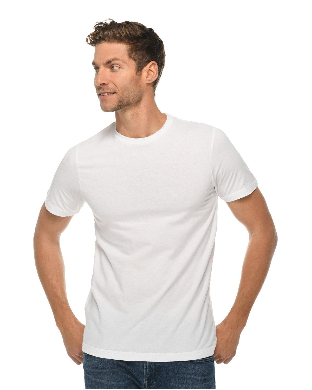 Lane Seven Unisex Deluxe T-shirt WHITE