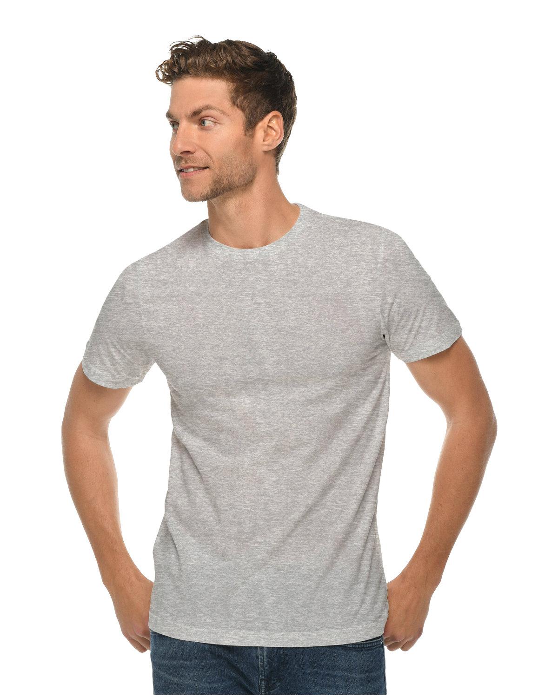 Lane Seven Unisex Deluxe T-shirt HEATHER GREY