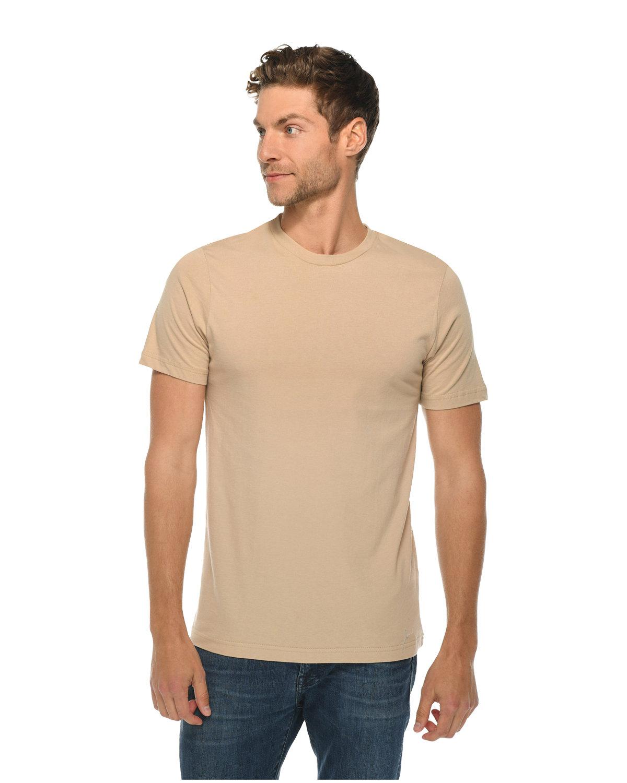 Lane Seven Unisex Deluxe T-shirt MUSHROOM