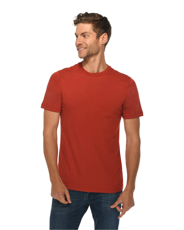 Lane Seven Unisex Deluxe T-shirt PAPRIKA