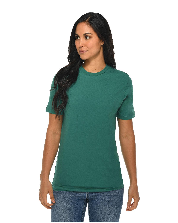 Lane Seven Unisex Deluxe T-shirt TEAL