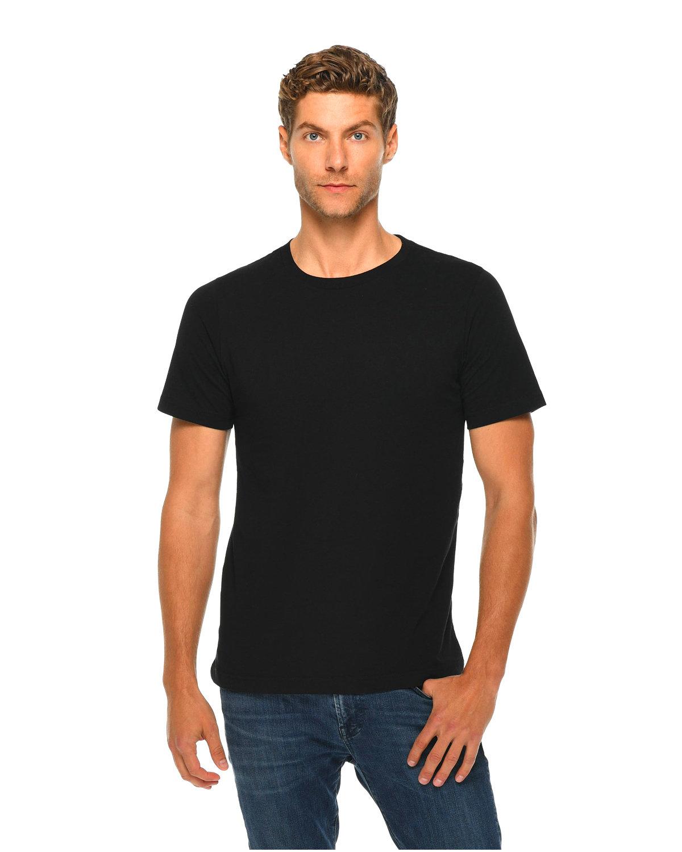 Lane Seven Unisex Deluxe T-shirt BLACK