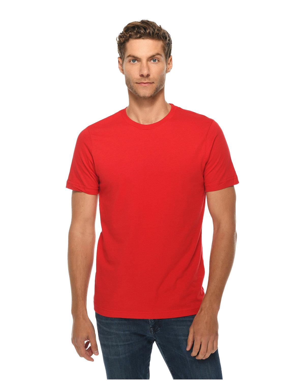 Lane Seven Unisex Deluxe T-shirt RED