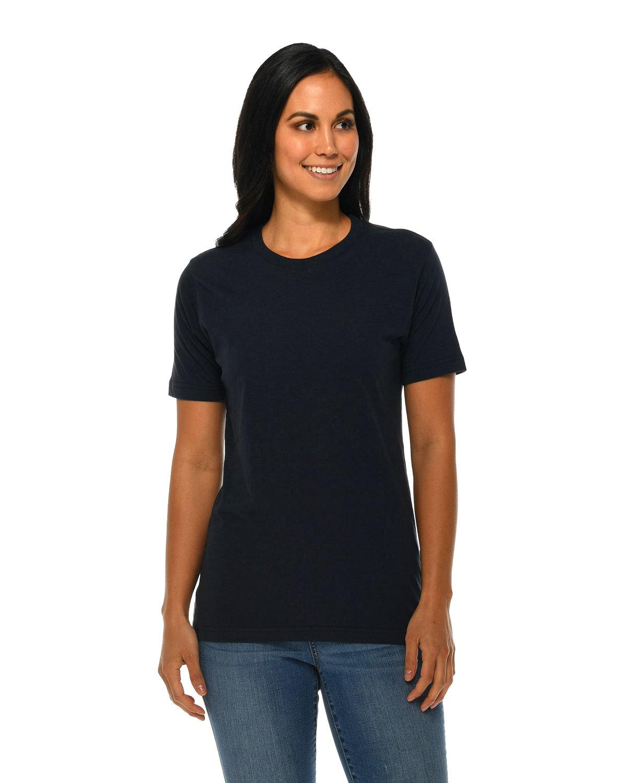 Lane Seven Unisex Deluxe T-shirt NAVY